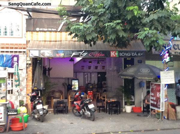 Cần sang gấp quán cafe giá rẻ Quận Gò Vấp