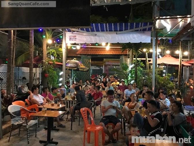 Cần sang gấp quán Cafe hoặc sang lại mặt bằng kinh doanh cafe sân vườn