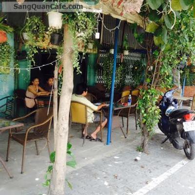 Cần sang gấp quán cafe Huyện Nhà Bè