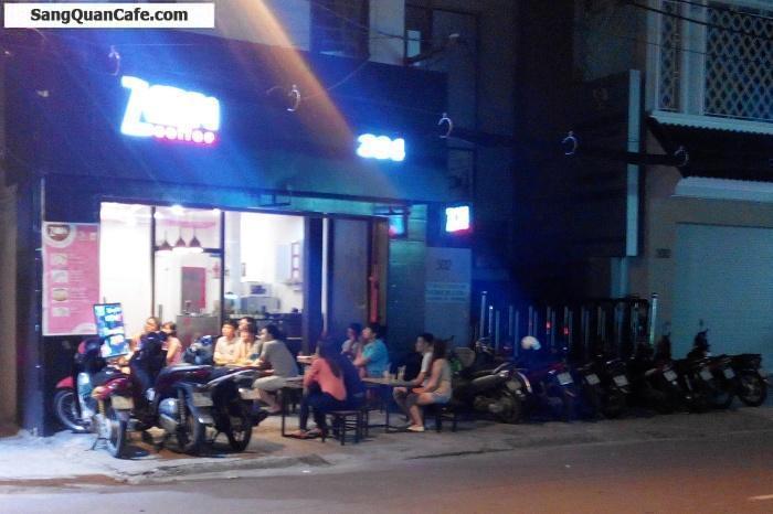 Cần sang  quán cafe Huỳnh Văn Bánh Quận Phú .