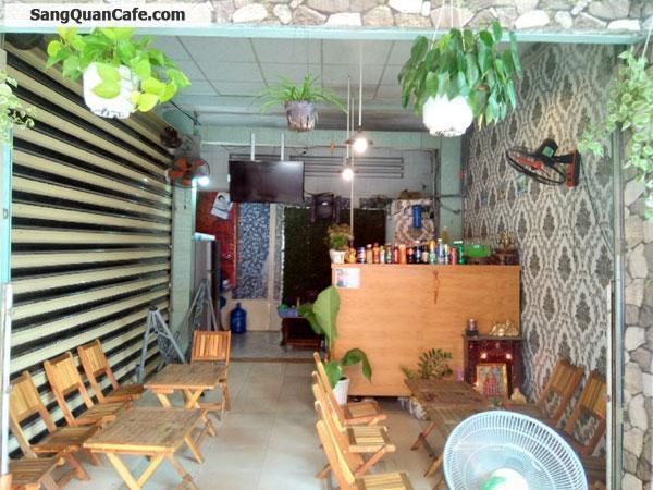 Cần sang gấp quán Cafe K+ mặt tiền đường Nguyễn Văn Tăng Q. 9
