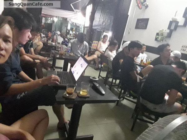 Cần sang gấp quán cafe kdc 434 Bình Đáng