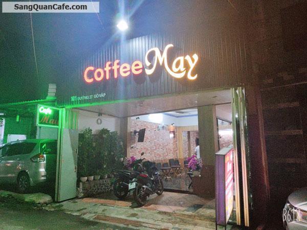Cần sang gấp quán cafe Mặt tiền Nhà Nguyên Căn