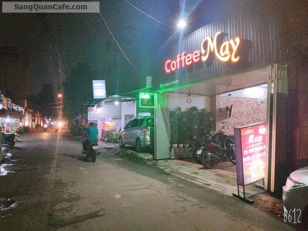 Cần sang gấp quán cafe Mặt tiền Nhà Nguyên Căn Gò Vấp