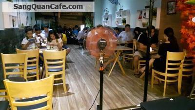 Cần sang gấp quán cafe quận 7