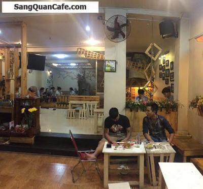 cần sang gấp quán cafe quận Gò Vấp