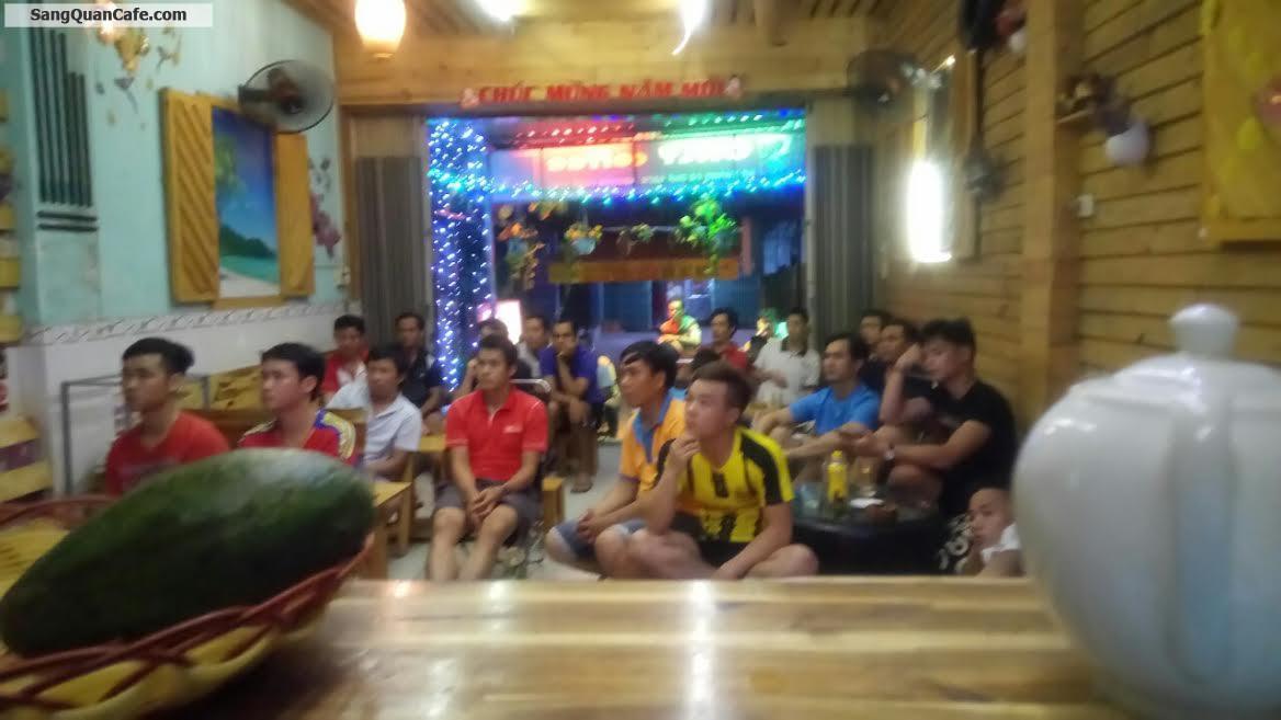 Cần sang gấp quán café Quận Gò Vấp