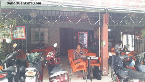 Cần sang gấp quán Cafe quận Tân Bình