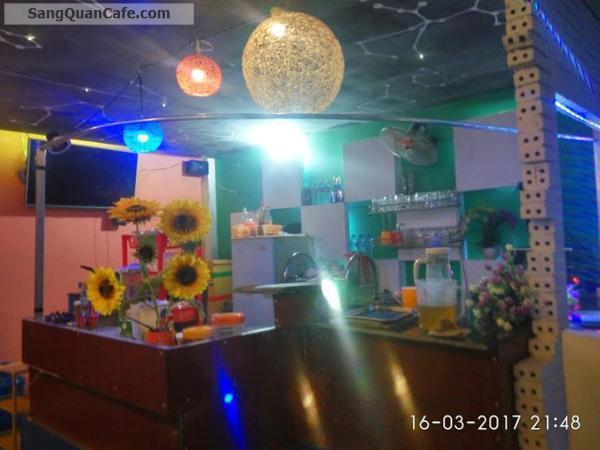 Cần Sang Gấp Quán Cafe quận Tân Phú