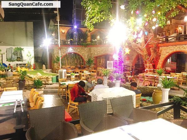Cần sang gấp quán Cafe Sân Vườn 1000m2
