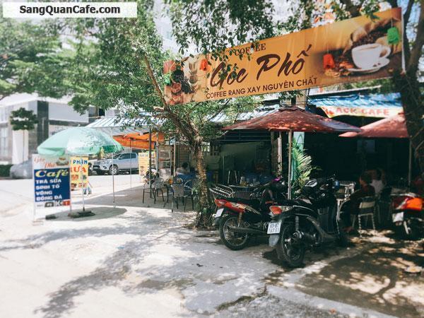 Cần sang gấp quán cafe sau lưng chợ Bà Hom