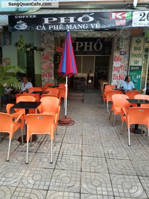 Cần sang gấp quán cafe thiết kế đẹp giá rẻ