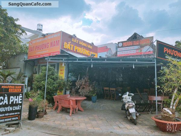 Cần sang gấp quán cafe võng + Văn Phòng Quận 9