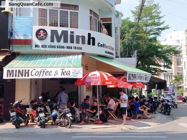 Cần sang lại mặt bằng kinh doanh quán cafe