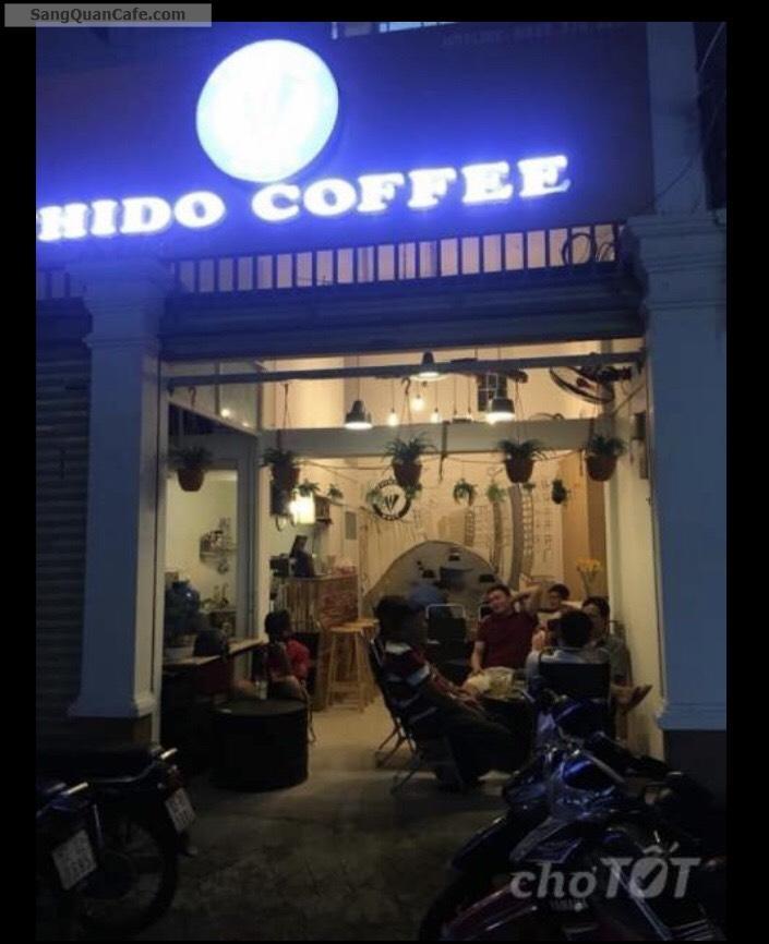 Cần sang lại quán cà phê đang kinh doanh.