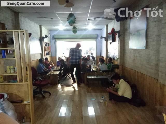 Sang lại quán cà phê gần chợ Phạm Văn Bạch