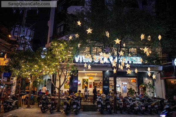 Cần sang lại quán cà phê viva star coffee 2 Mặt Tiền