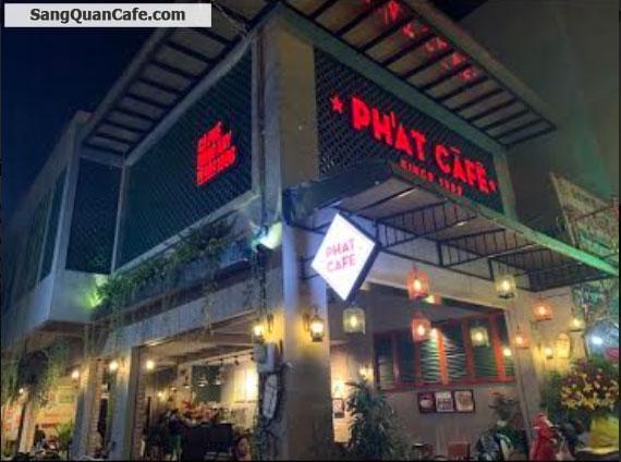 Cần sang lại quán Cafe 2 mặt tiền Quận Tân Phú