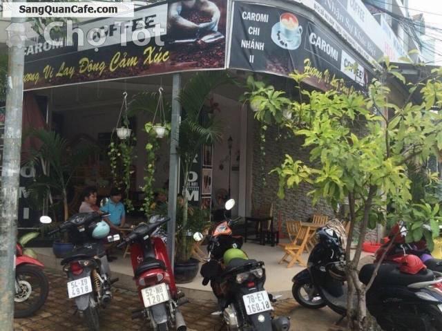 Cần sang lại quán Cafe Caromi