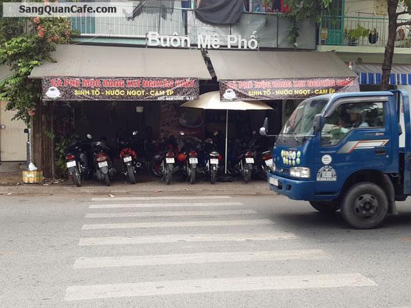 cần sang lại quán cafe đang hoạt động KDC nam long