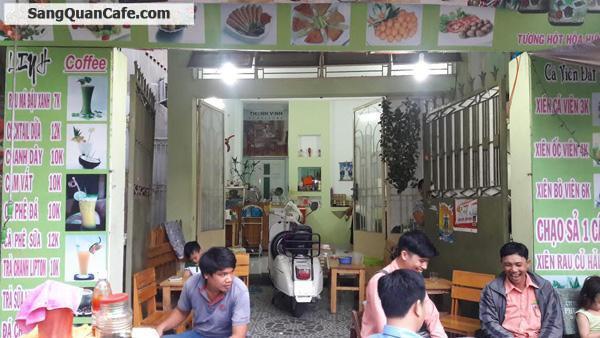 cần sang lại quán cafe đường Nguyễn Sỹ Sách