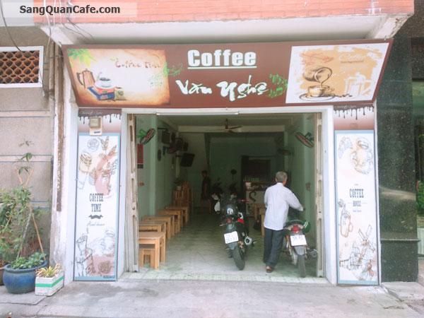 Cần sang lại Quán Cafe Đường Võ Thành Trang