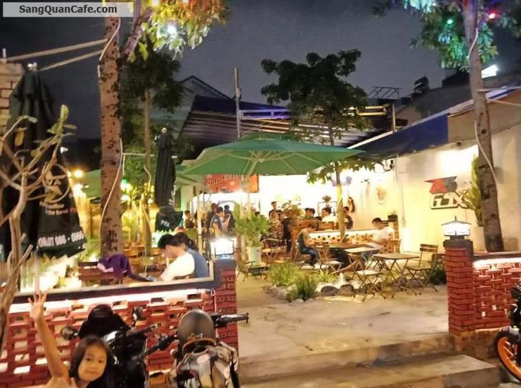 Sang Quán Cafe hoạt động ổn định Quận Thủ Đức