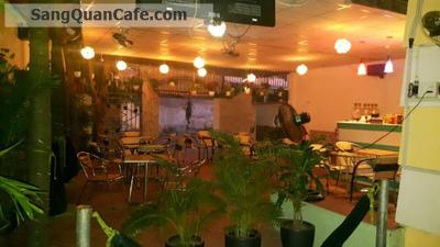 Cần sang lại quán cafe quận 2