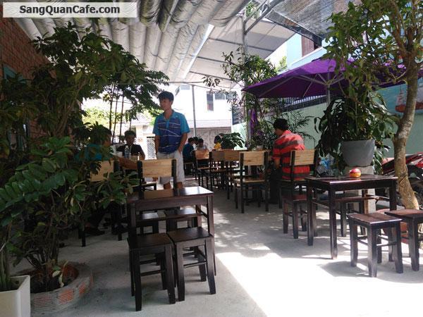 Sang quán cafe quận 2 diện tích 185m2