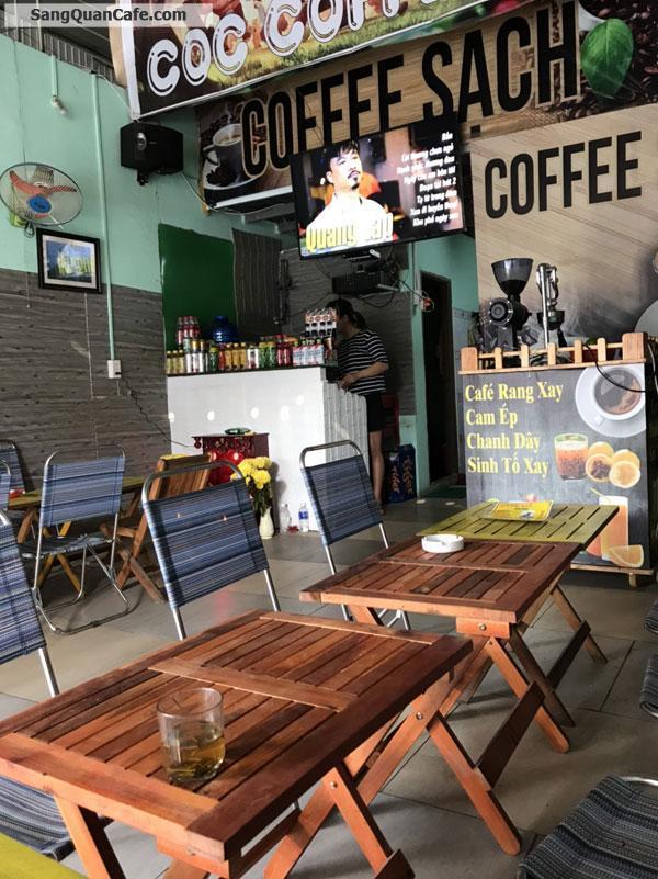 Cần sang lại quán cafe Quận 9