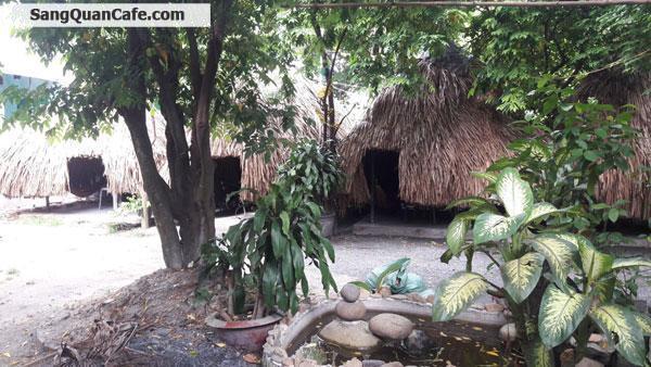 Sang quán cafe sân vườn thoáng mát Bình Dương