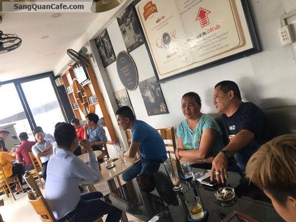 Cần sang lại quán cafe thương hiệu Trung Nguyên