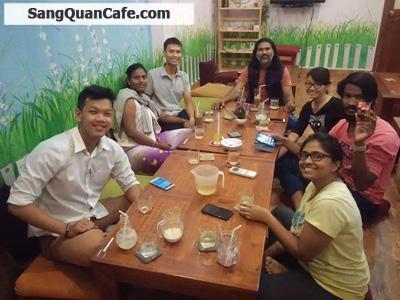 Sang Nhượng Kinh Doanh Cafe + Trà Sữa Và Món PiZa Huế