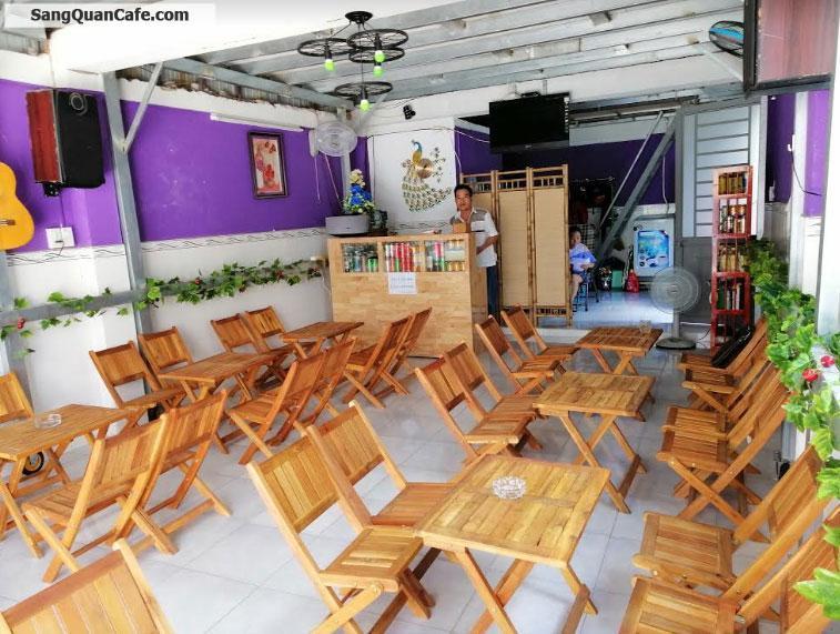 Sang Quán Cafe trung tâm quận 7
