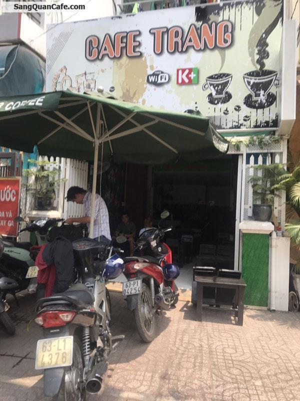 Sang Quán cafe đường Hưng Phú, Quận 8