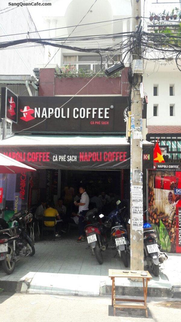 Cần sang lại Quán Coffee vì không có thời gian quản lý
