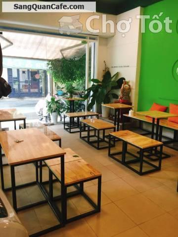 Cần sang lại quán trà sữa - caphe đường Ca Văn Thịnh