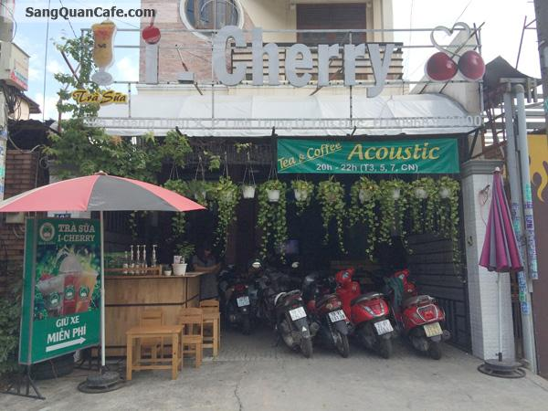 Cần sang nhượng gấp quán cafe nhạc acoutic