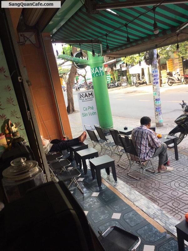Cần sang nhượng lại quán cafe đang kinh doanh