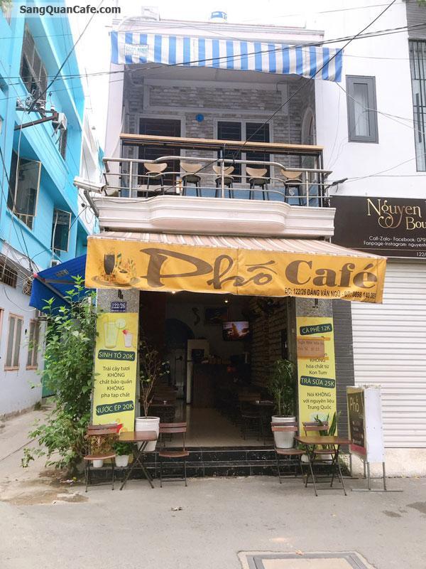 Cần sang nhương lại quán cafe Phú Nhuận