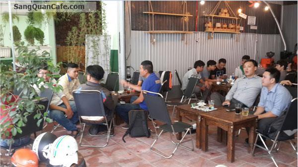 Cần sang nhượng mô hình sản xuất chế biến cà phê và quán cà phê rang mộc
