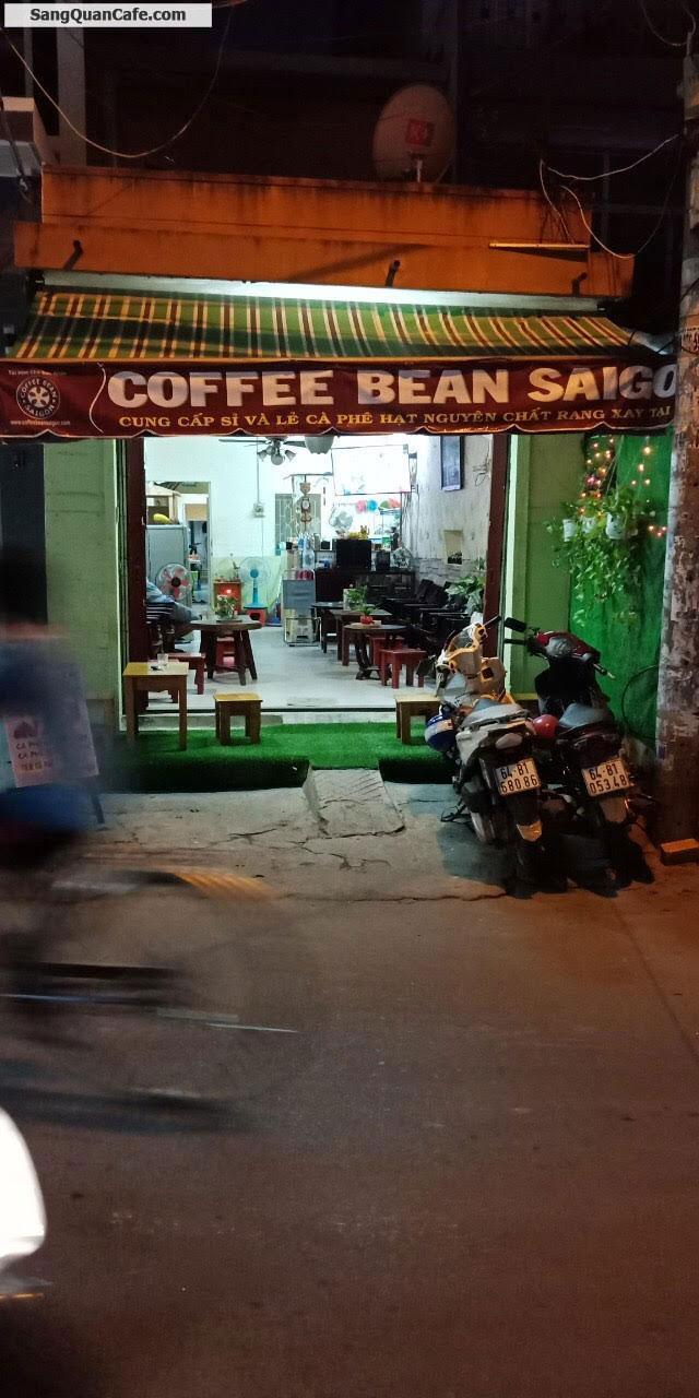 Cần sang nhượng quán cafe