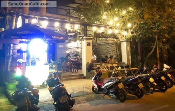 Cần sang nhượng quán cafe - beer khu dân cư sầm uất