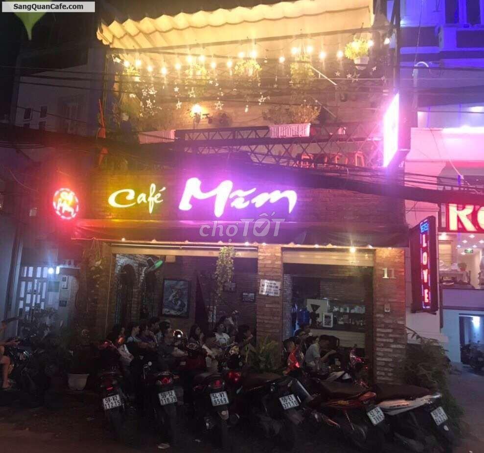 Cần sang nhượng quán cafe đang kinh doanh đông khách