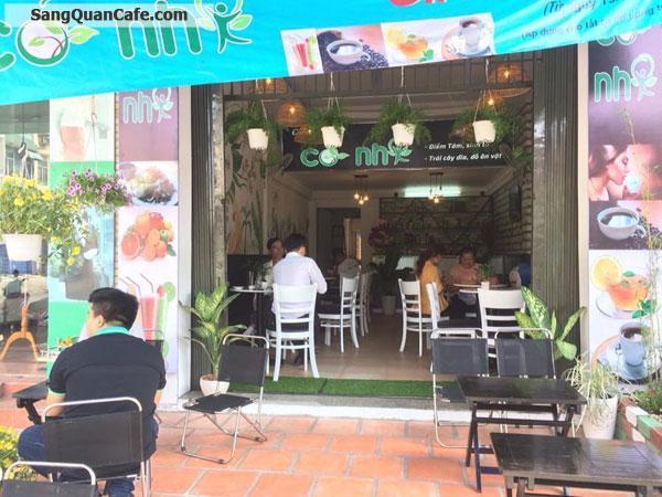 Cần sang nhượng quán cafe đẹp nằm ngay khu TT Q8