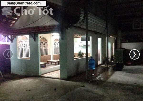 Cần sang nhượng quán cafe gần ngã tư Long Hậu