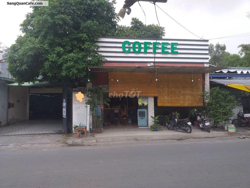 Cần sang nhượng quán cafe mặt bằng vị trí đẹp