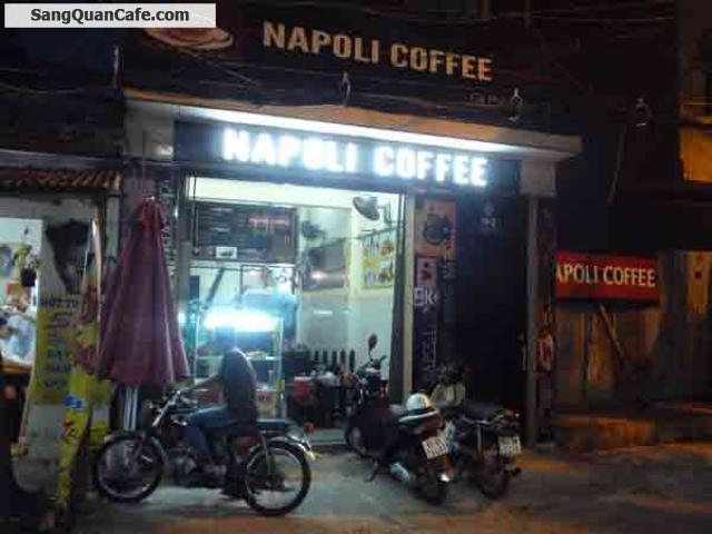 Cần sang nhượng quán cafe Napoli, cơm gà
