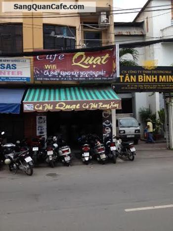 Cần Sang nhượng quán cafe Q. Tân Bình