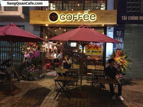 Cần sang nhượng quán cafe quận Ba Đình Hà Nội